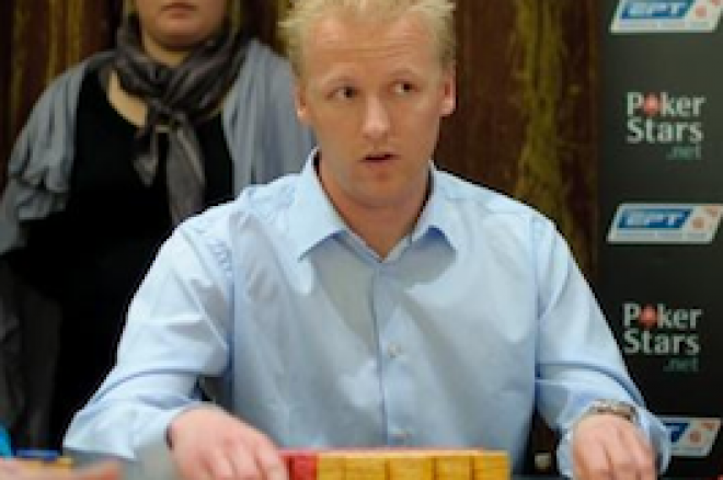 Allan Baekke pokerstars european poker tour snowfest