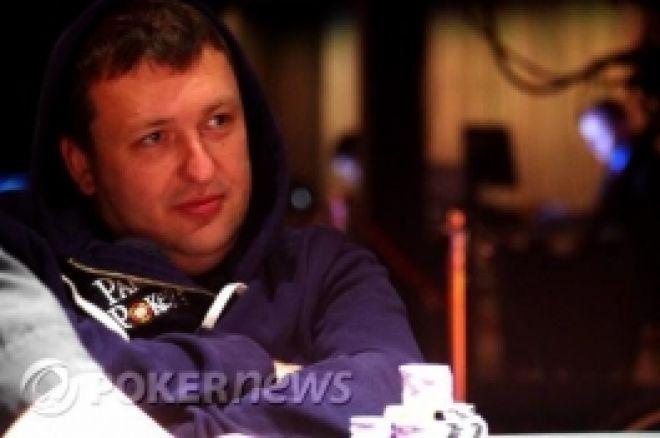 Pokernews Teleexpress - Tony G oferuje zasponsorować Isildura1, Góral na EPT Snowfest 0001