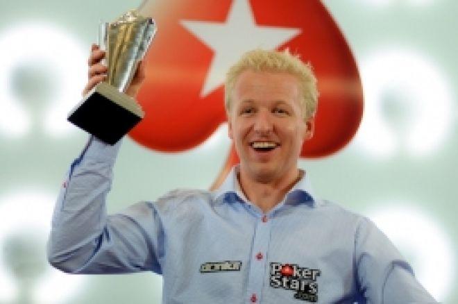 European Poker Tour Snowfest de Austria: Allan Baekke, ganador del torneo (445.000€) 0001