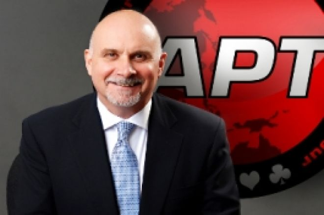 Mann担任APT亚洲扑克巡回赛首席执行官 0001