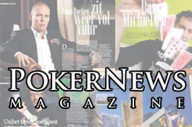 PokerNews Magazine   Neem nu een abonnement en ontvang het nieuwste magazine nog!
