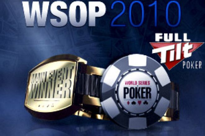 world series of poker 2010 satelites full tilt poker
