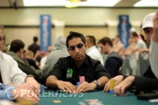 Turnyrų  strategija turint mažai žetonų  su Amitu Makhija. Antra dalis. 0001