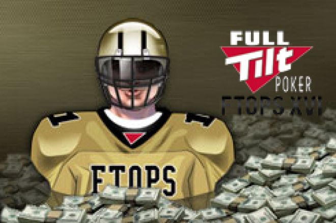 full tilt poker ftops xvi