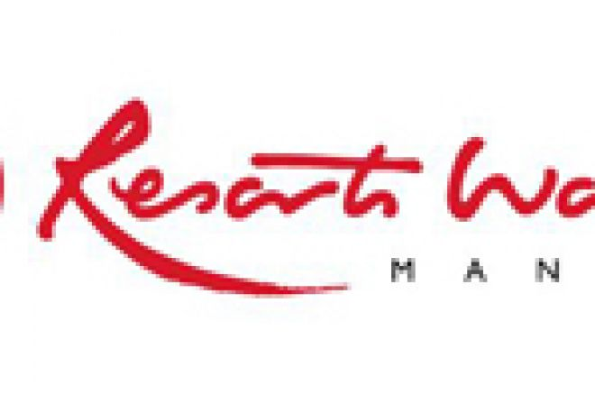 Resorts World Manila Offers Additional Cash Tables At Inaugural Poker Tournament 0001