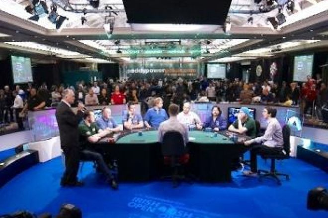 2010 PaddyPowerPoker Irish Open Day 3: Final Table Set with Saneri Valikoski Leading 0001