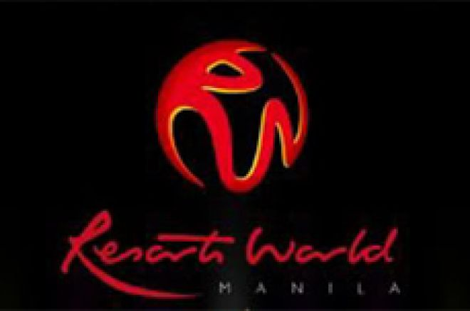 Resorts World Manila Inaugural Poker Championships Satellite Tournaments 0001
