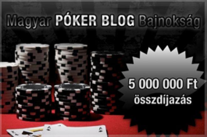 Magyar Póker Blog Bajnokság