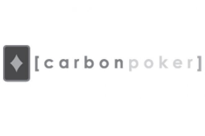Hrajte $500 PokerNews freerolly na Carbon Poker 0001