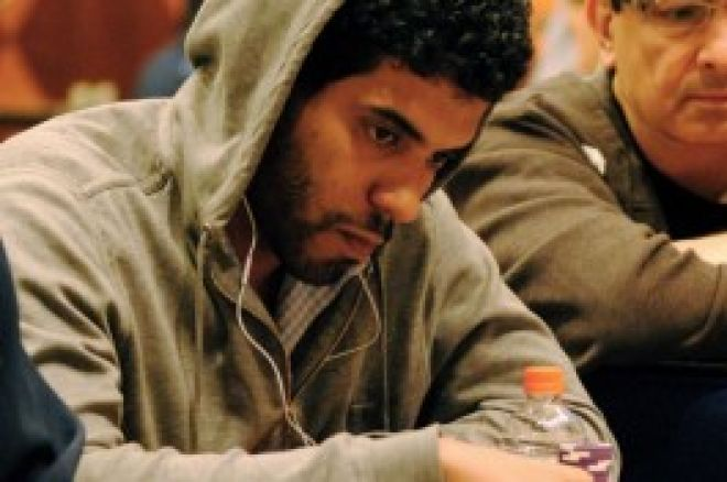PokerStars.net NAPT Mohegan Sun Ден 1: Williams води 0001
