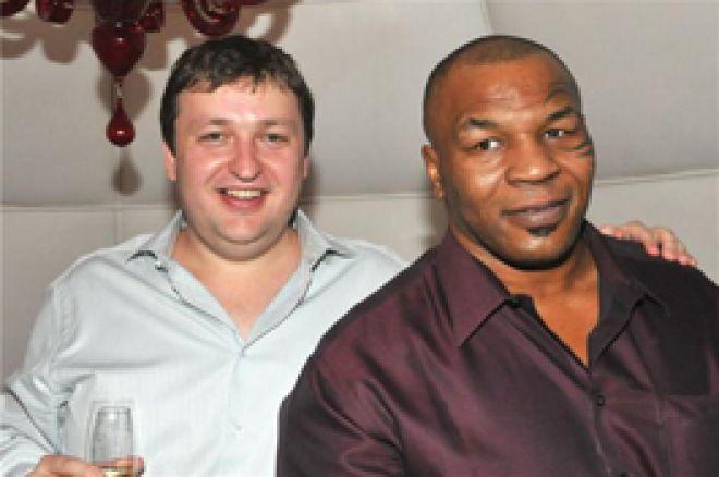 Tony G és Mike Tyson