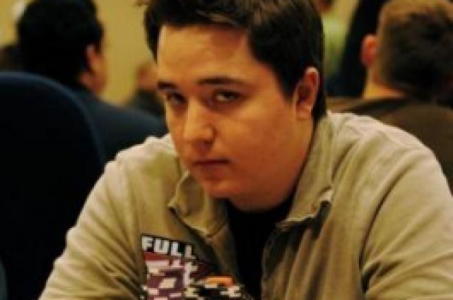 PokerStars NAPT Mohegan Sun Dag 2: Morgan klättrar upp till toppen 0001