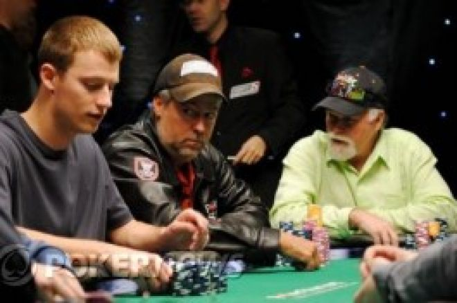 North American Poker Tour Mohegan Sun - Оформена е финалната маса 0001
