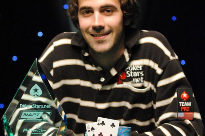 PokerStars.net NAPT Mohegan Sun High-Roller Bounty Shootout: Jason Mercier Wins 0001