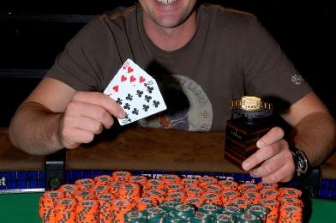 Three-Handed Tournament Strategy with Eric Baldwin, Part 2 0001