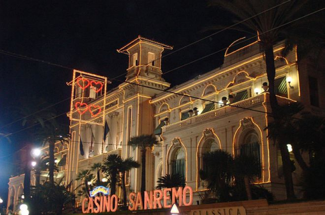 The PokerNews Jet Set: San Remo 0001