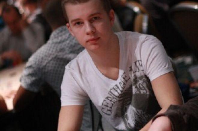 Jakob Karlsson bra med efter dag 1a i PokerStars EPT San Remo 0001