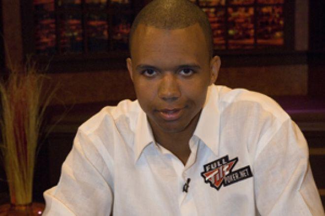 Phil Ivey vinner $350k på nätet 0001