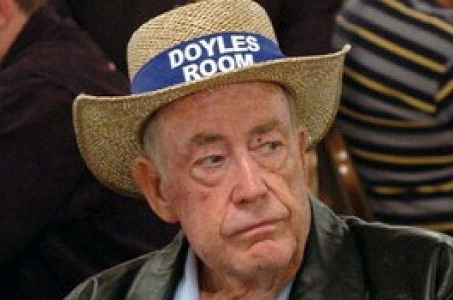 Doyle Brunson céptico em relação à crise em Las Vegas 0001