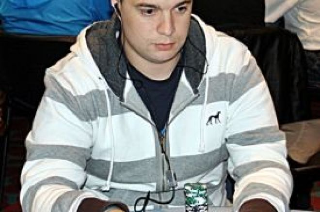 Liga 888.com Poker La Toja: Paulo Jorge, jugador portugués, líder en puntos 0001