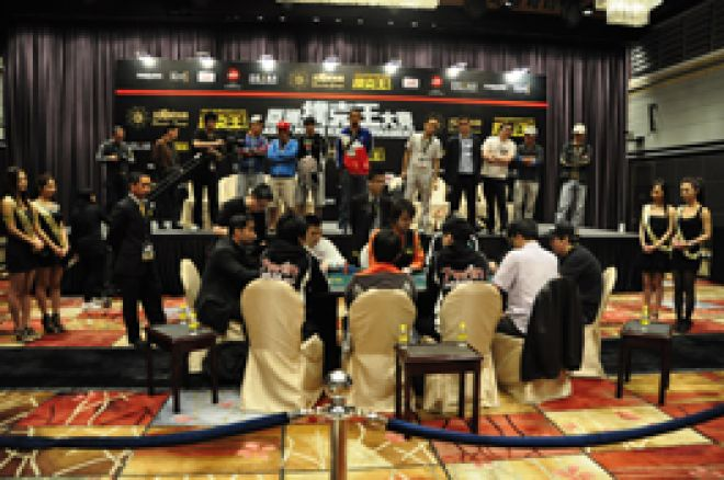 Poker King Club's Asian Poker King Tournament Concludes with the Final Table 0001