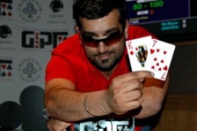Kuljinder Sidhu спечели GUKPT Manchester 0001