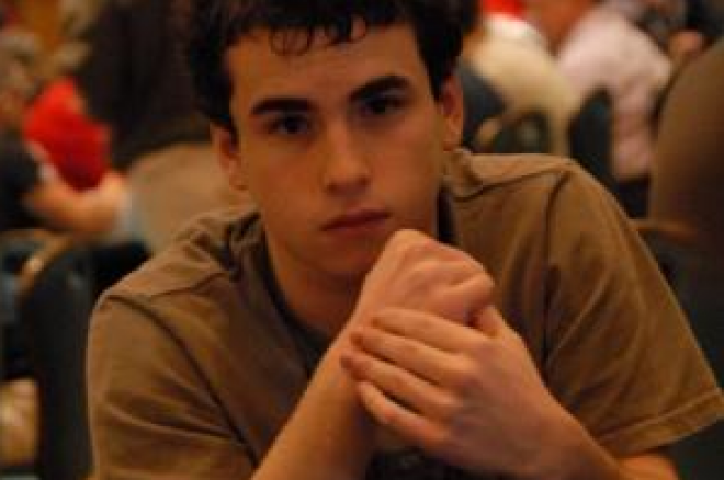 WSOP Rookie Roundup: Dan Kelly 0001