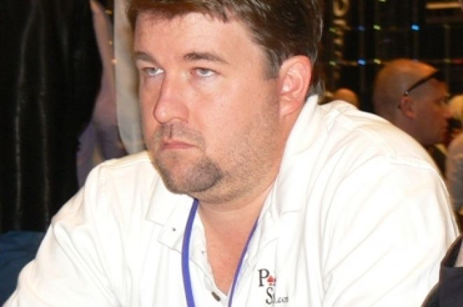 Chris Moneymaker Dag 3 Pokerstars EPT Monte Carlo 0001