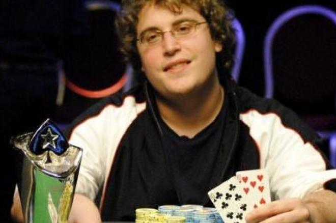 WSOP Rookie Roundup: Tom Marchese 0001