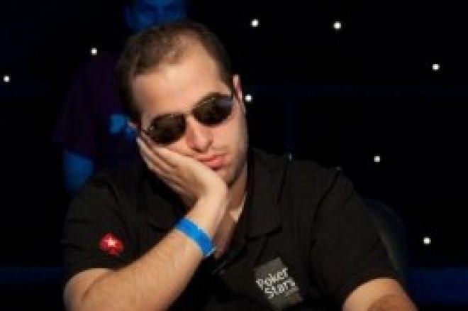 European Poker Tour Grand Final: Nicolas Chouity drží před finálovým stolem obří... 0001