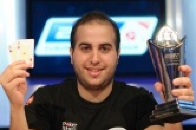 Nicolas Chouity vinner PokerStars EPT Monte Carlo Main Event 0001