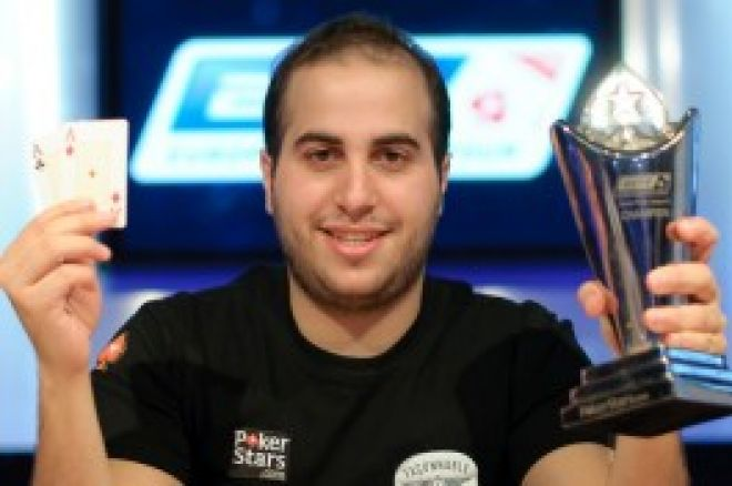 European Poker Tour Grand Final Den 5: Vyhrál Nicolas Chouity 0001