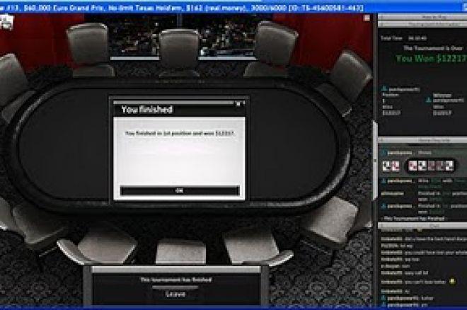 Покер блог на Славен Попов: Бум! 0001