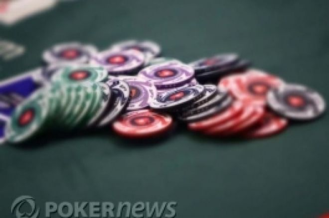 亚太扑克巡迴赛(APPT)澳门主赛事卫星赛正在进行中 0001
