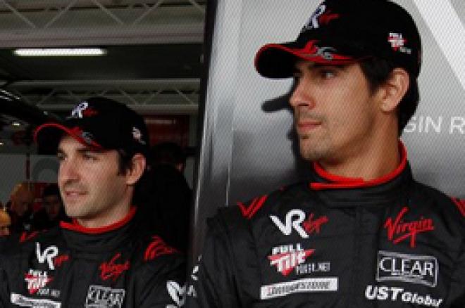 POKER full tilt Virgin Racing