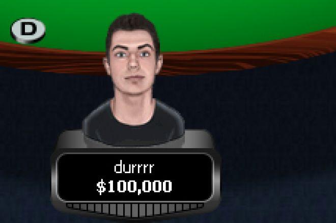 Durrrr får ny avatar och tappar pengar direkt 0001