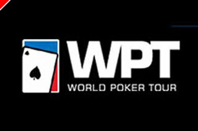 World Poker Tour Grand Prix de Paris Dag 1A: Fabrice Touil leder. 0001