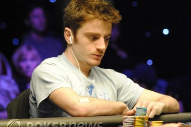 WSOP Rookie Roundup: Ashton Griffin 0001