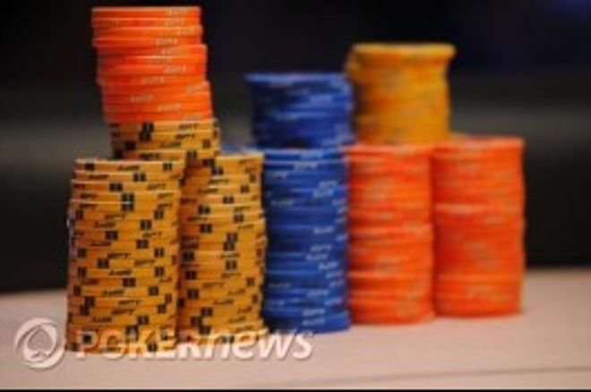 Podsumowanie niedzielnych turniejów - tylko 3 graczy osiąga 6-cio cyfrowe wygrane. 0001