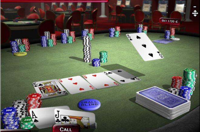 3D pokeris. Kas tai? 0001