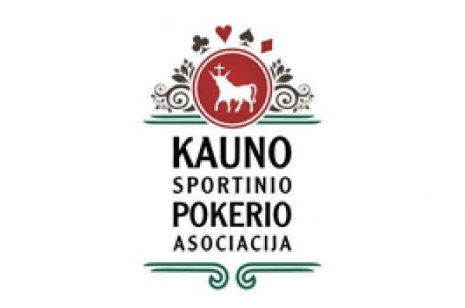 Įspūdžiai iš Kauno sportinio pokerio turnyro 0001
