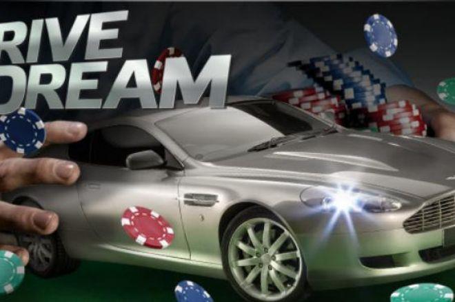 """Party Poker akcija - """"Vairuok svajonę"""" 0001"""