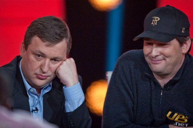 Las Vegase griaudėja PokerStars.net Didysis žaidimas 0001