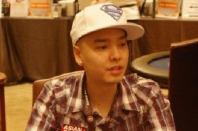 中国扑克新闻采访Chino Rheem:第1部分 0001