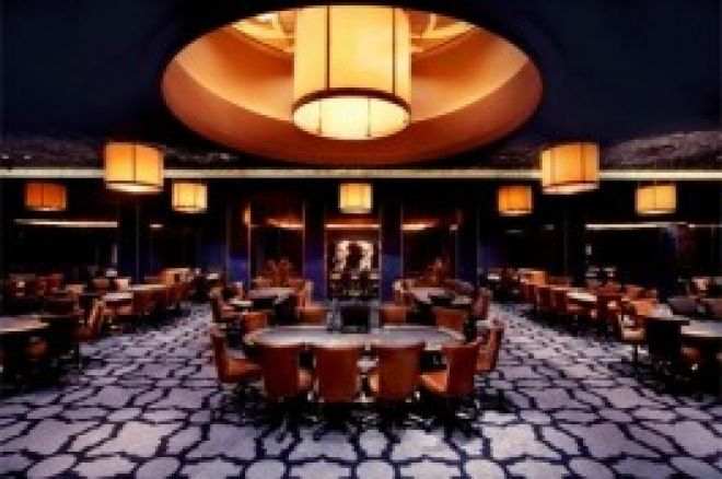 Hard Rock Hotel and Casino hjemsted for Pokernews under WSOP 0001