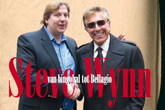 "Steve Wynn - ""Van bingohal tot Bellagio"""