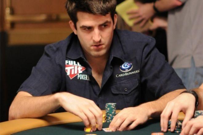 Brian Townsend Leads $40K at Dinner Break 0001