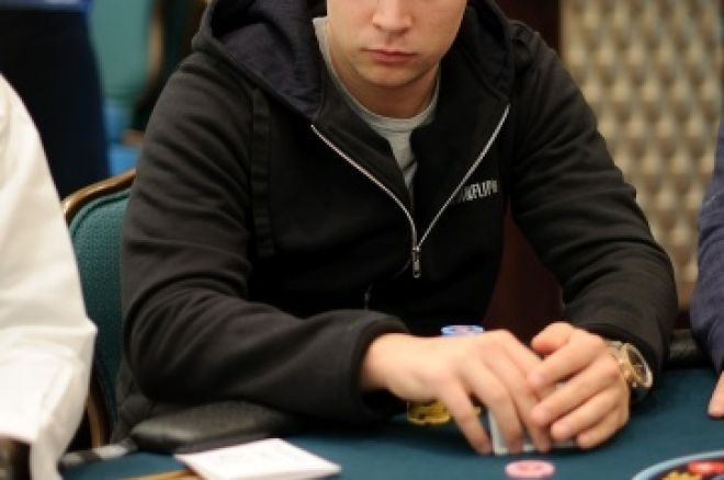 "2009 EPT San Remo Interview with Sami ""LarsLuzak"" Kelopuro 0001"