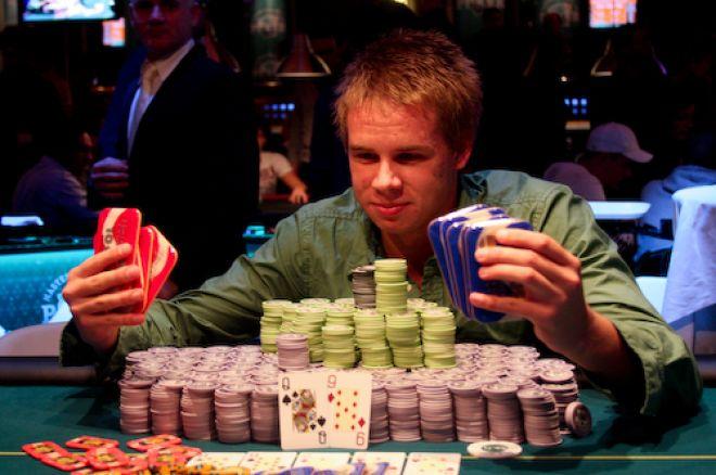 "Kristoffer ""Sumpas"" Thorsson slutar tvåa i SCOOP Main Event 0001"