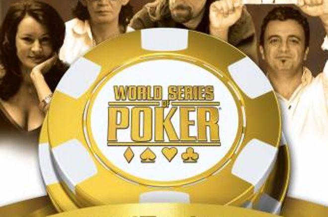Schema över WSOP 2010 0001